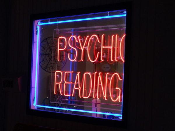 Testing Psychics